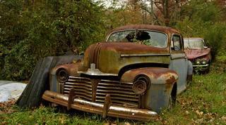 别拿生锈不当回事,毁车无数要人命