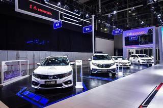 售14.98—15.98万,东风Honda M-NV广州车展正式上市
