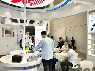 3D打印行业领导者:深圳华阳新材料 亮相 2021(TCT Asia)